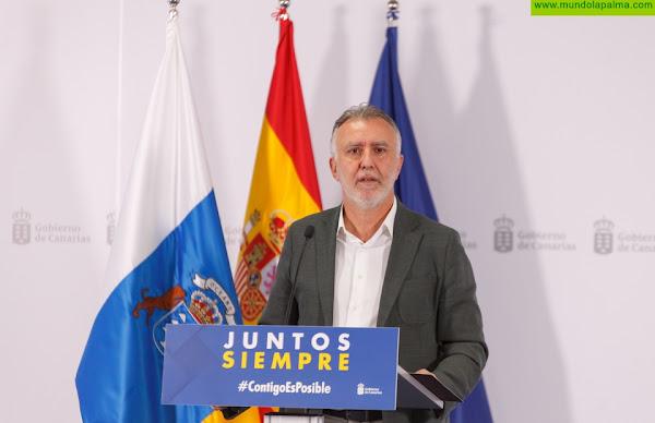 El Gobierno de Canarias actualiza las medidas de contención de la COVID-19 a aplicar tras la finalización de las restricciones específicas por la Navidad