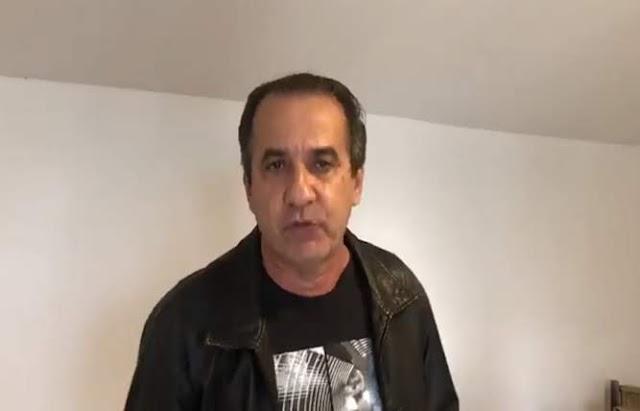 Pastor Silas Malafaia postou vídeo em rede social onde fala sobre Magno Malta
