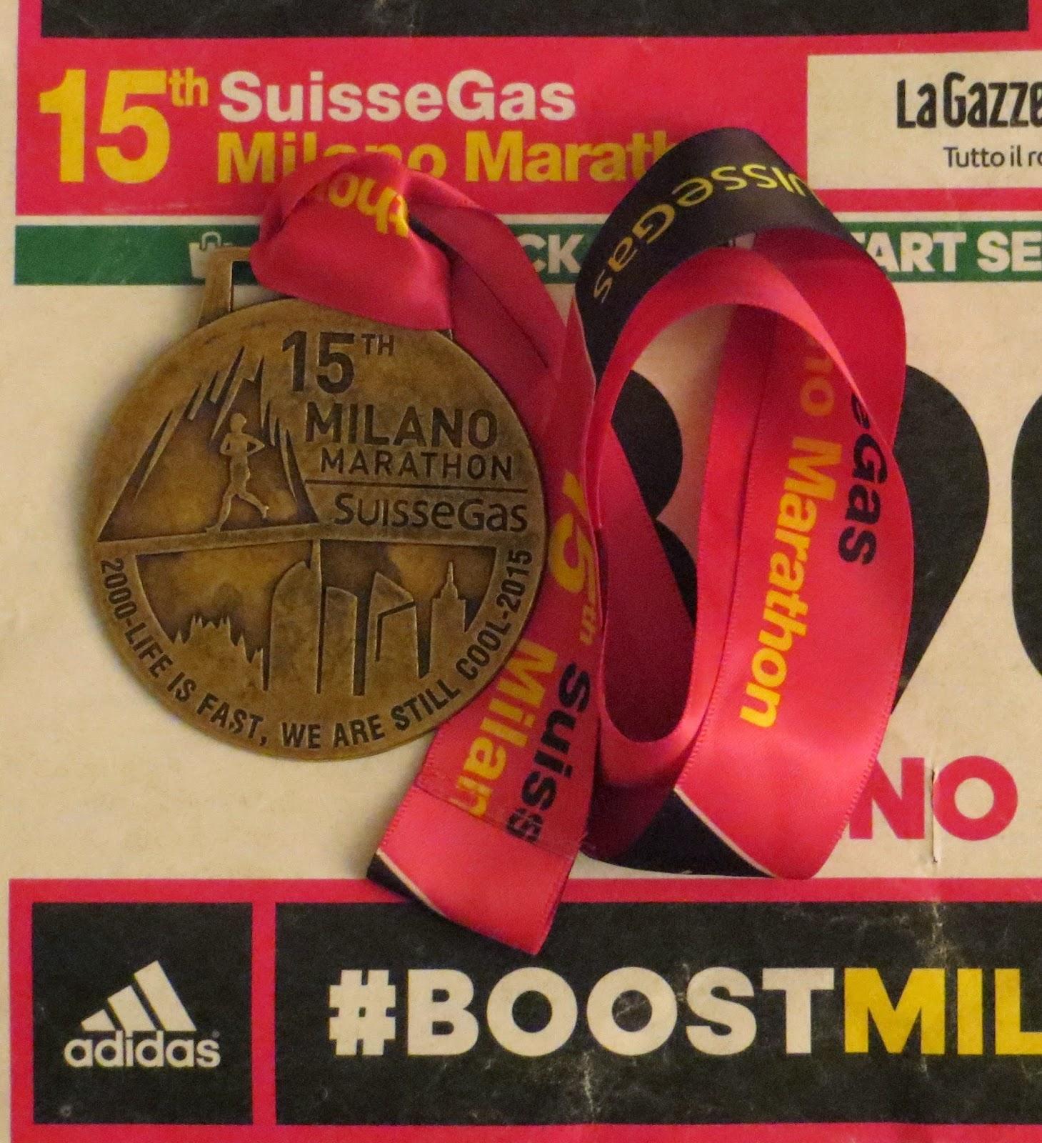 15° milano marathon