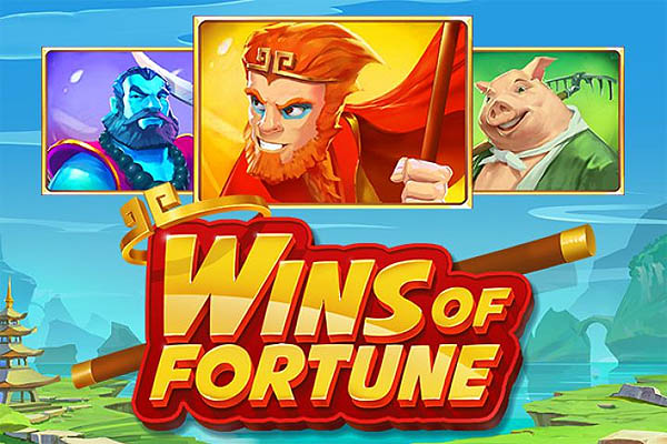 Main Gratis Slot Wins of Fortune (Quickspin)