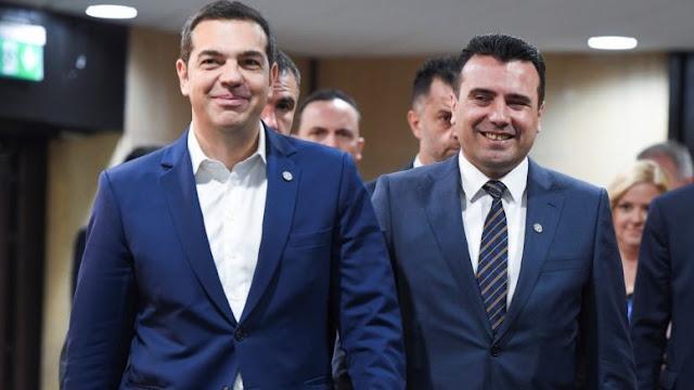 """Το μακεδονικό και η """"τρικυμία εν ποτηρίω"""" στην Αθήνα: Δεν λύνεται με εφήμερες συμφωνίες"""