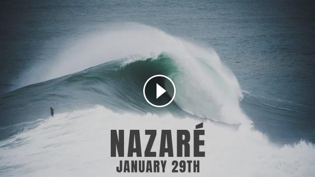 Nazaré Always Massive