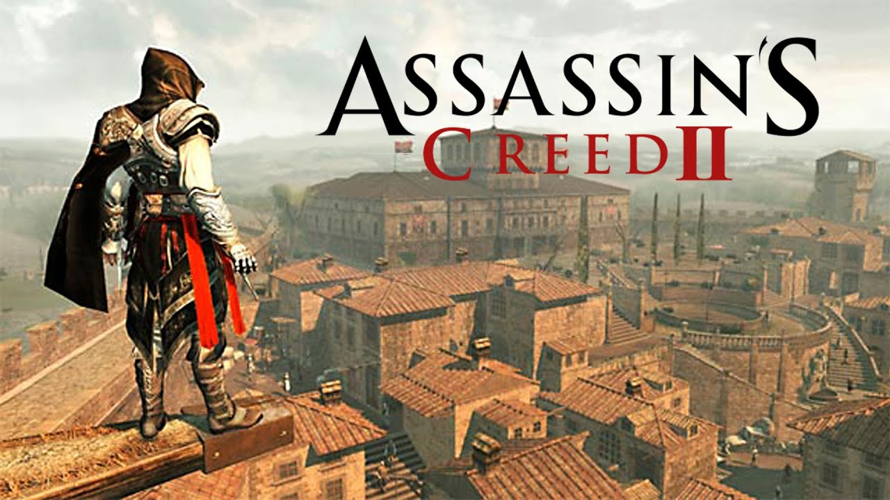 Assassin's Creed 2 Türkçe Yama - %100 Full Türkçe