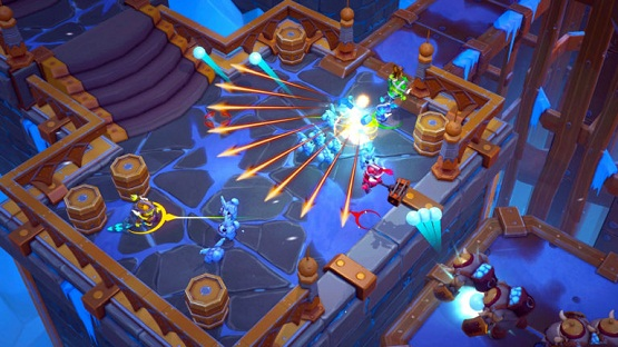 Super Dungeon Bros Pc Game Free Download