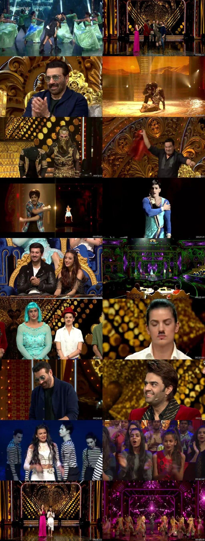 Screenshots Of Hindi Show Nach Baliye Season 9 8th September 2019 Episode 16 300MB 480P HD