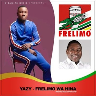 Yazy - Frelimo Wa Hina