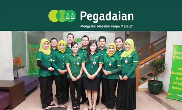 Lowongan Kerja Jobs : System Analyst, Marketing Executive, Senior Software Engineer, Back End Programmer PT Pegadaian Persero Seluruh Indonesia