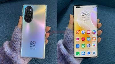 سعر ومواصفات هاتف Huawei Nova 8 Pro