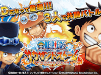 one piece Thousand Storm v1.9.3 Mod Apk For Android Terbaru