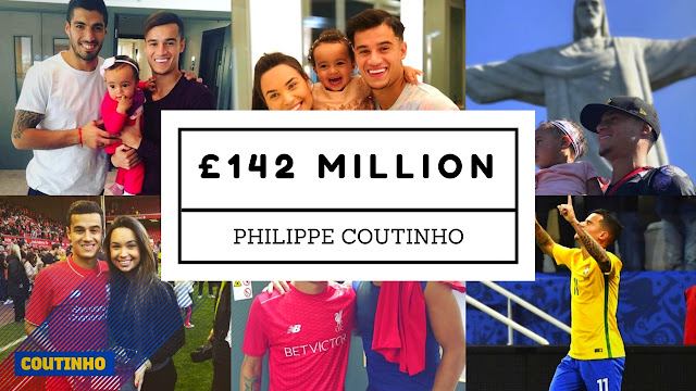 FC Barcelona and Liverpool has agreed on the signing of Philippe Coutinho for a whooping sum of 160 Million Euros