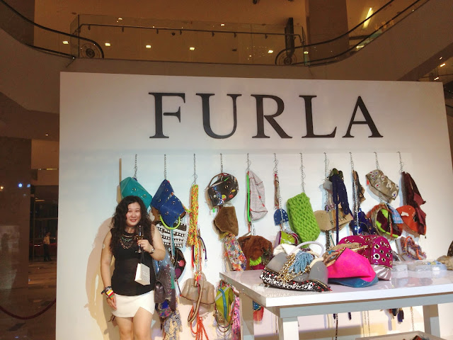 Event Post: Furla's Candy Brissima World Tour