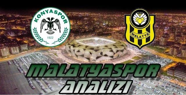 Konyaspor Malatyaspor Maçı Analizi