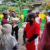 Usai Bersepeda Santai, Kapolda Sumbar Bagikan Paket Sembako di Panti Asuhan dan Kampung Nelayan