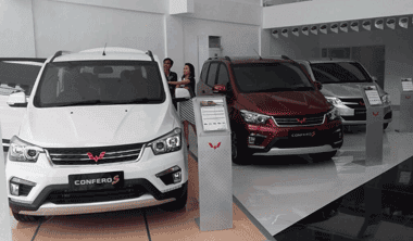 Price List Kredit Mobil Wuling Confero