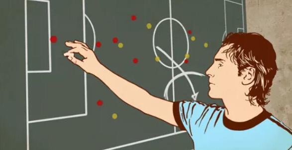 Principios tácticos del fútbol - Deportes