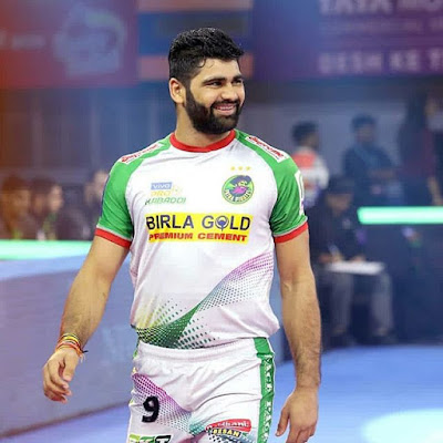 Pardeep Narwal Photos 2019