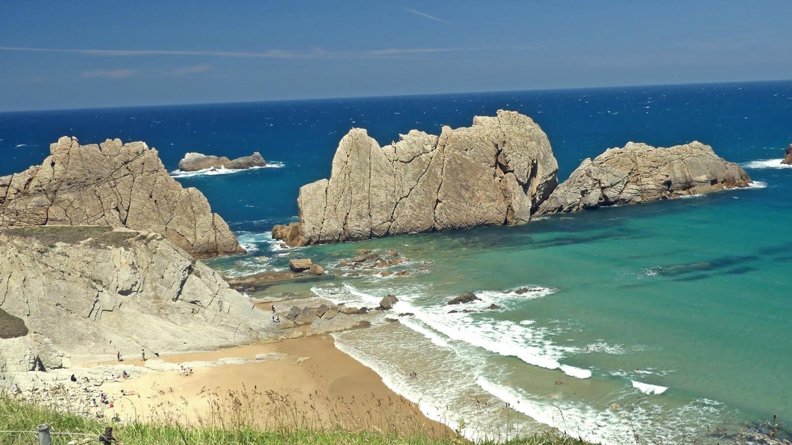 Playa de la Arnia Santander plaże