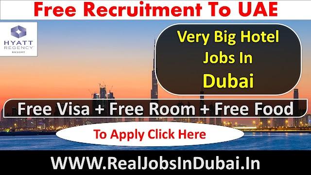 Hilton Hotel Jobs Vacancies In Dubai  UAE