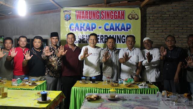Kapolres Sergai bareng Anggota DPRD Sumut, Kombur kombur serap Aspirasi Masyarakat