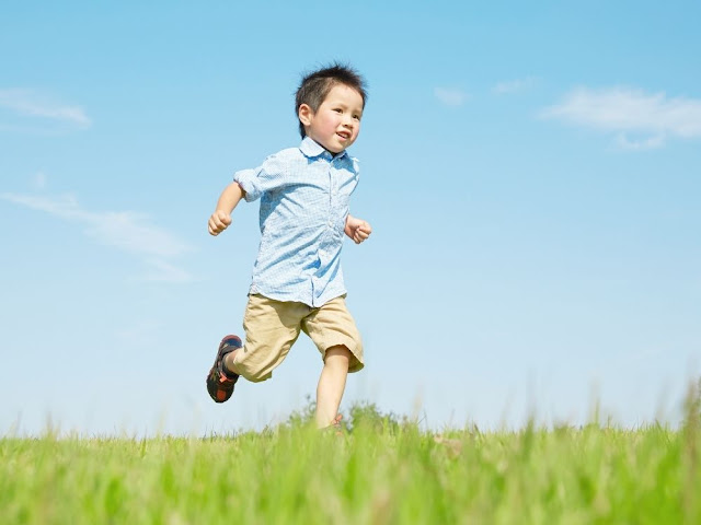 Manfaat Lari bagi Anak