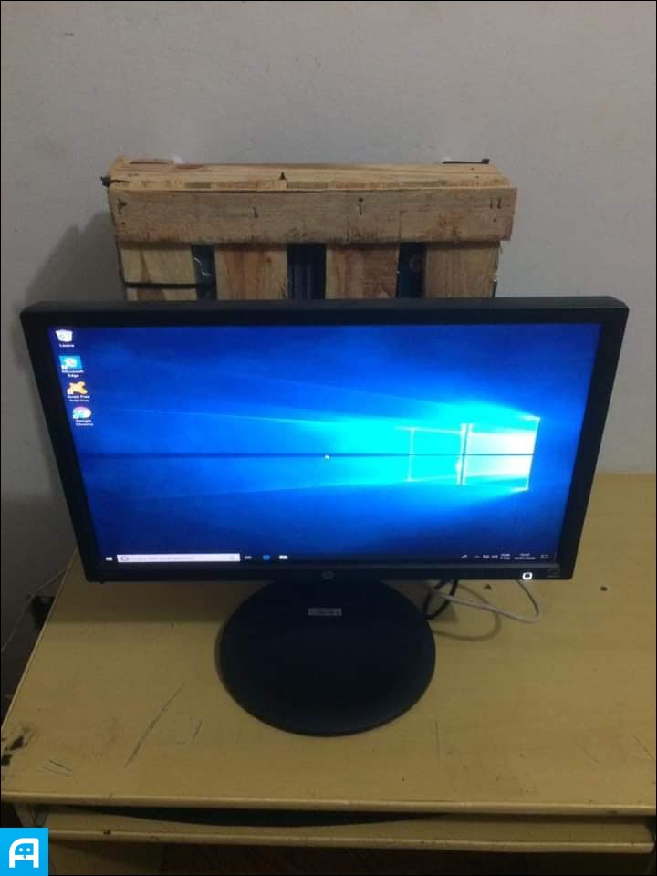 PC Casing Made from Pallet wood.