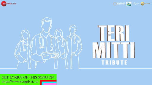 Teri Mitti - Tribute lyrics| Akshay Kumar | B Praak | Arko | Manoj Muntashir | Kesari | Zee Music Company