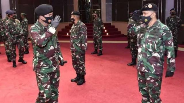 Guru Beladiri 6 Pasukan Khusus TNI Jadi Jenderal Bintang Dua di BIN
