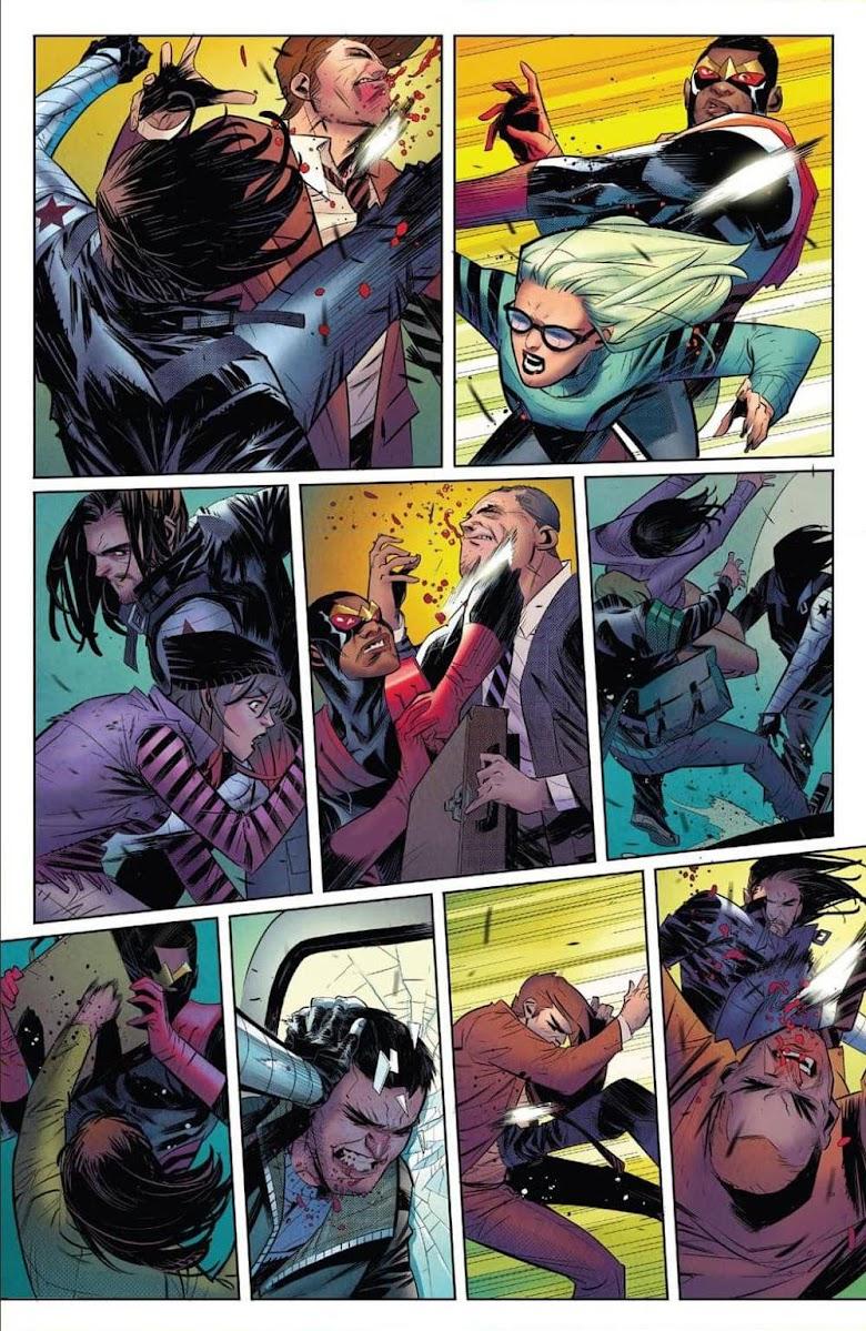 Falcon & Winter Soldier - หน้า 10