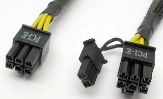 konektor 4+2 pin