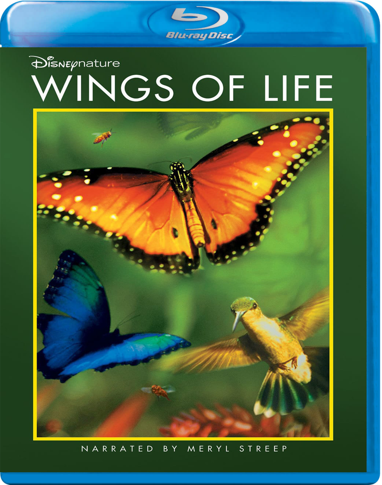 Disneynature's Wings Of Life [2011] [BD25] [Latino]