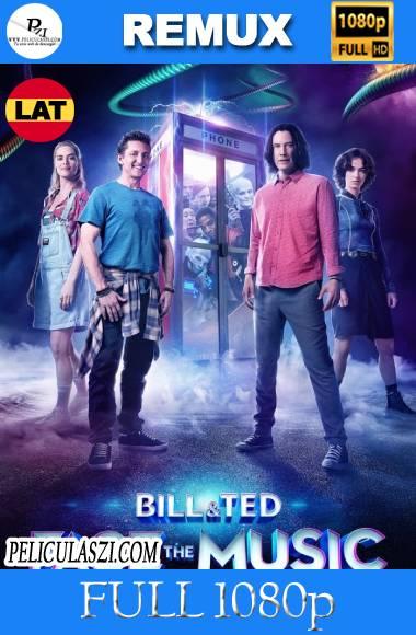 Bill & Ted: Salvando el Universo (2020) Full HD REMUX 1080p Dual-Latino