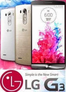 LG G3 Smart Phone