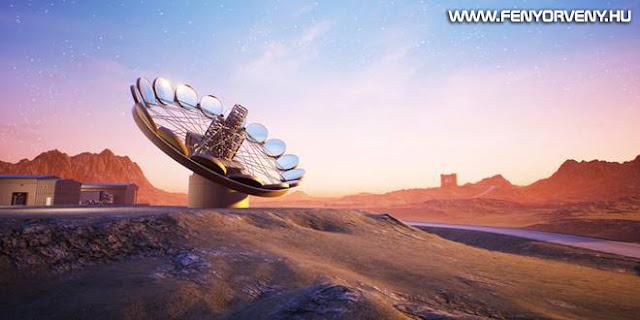 Földön kívüli életet kereső teleszkópot építene egy nemzetközi kutatócsoport
