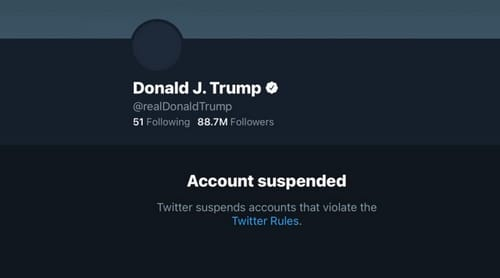 Trump will not return to Twitter even if he runs for office again