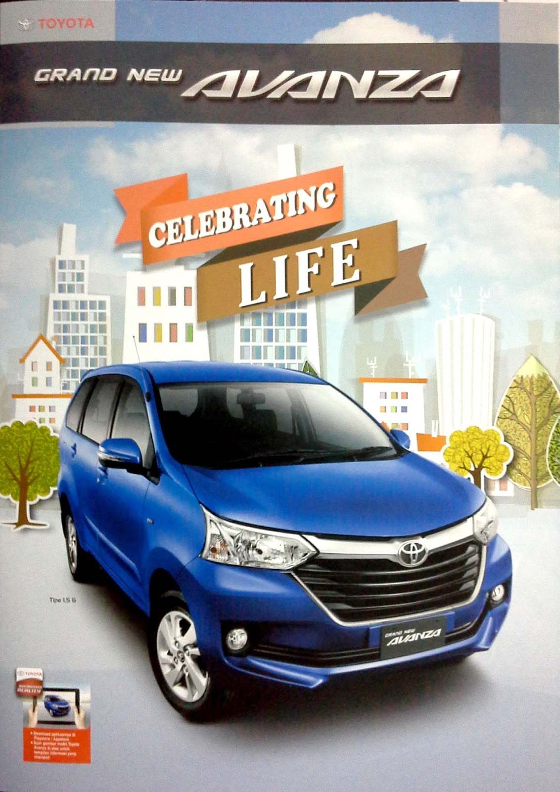 Grand New Avanza Veloz 1.3 1.5 Jual Beli Harga Toyota Jakarta