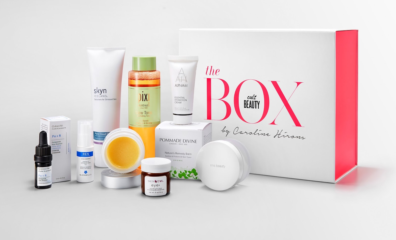 IT'S HERE! The Cult Beauty Box Full Reveal.