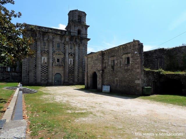 Monasterio de Monfero, Galicia