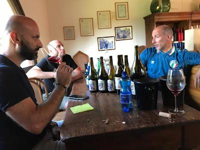 francesco saverio russo wine blogger vino