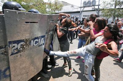 Kerusuhan Penjara Venezuela