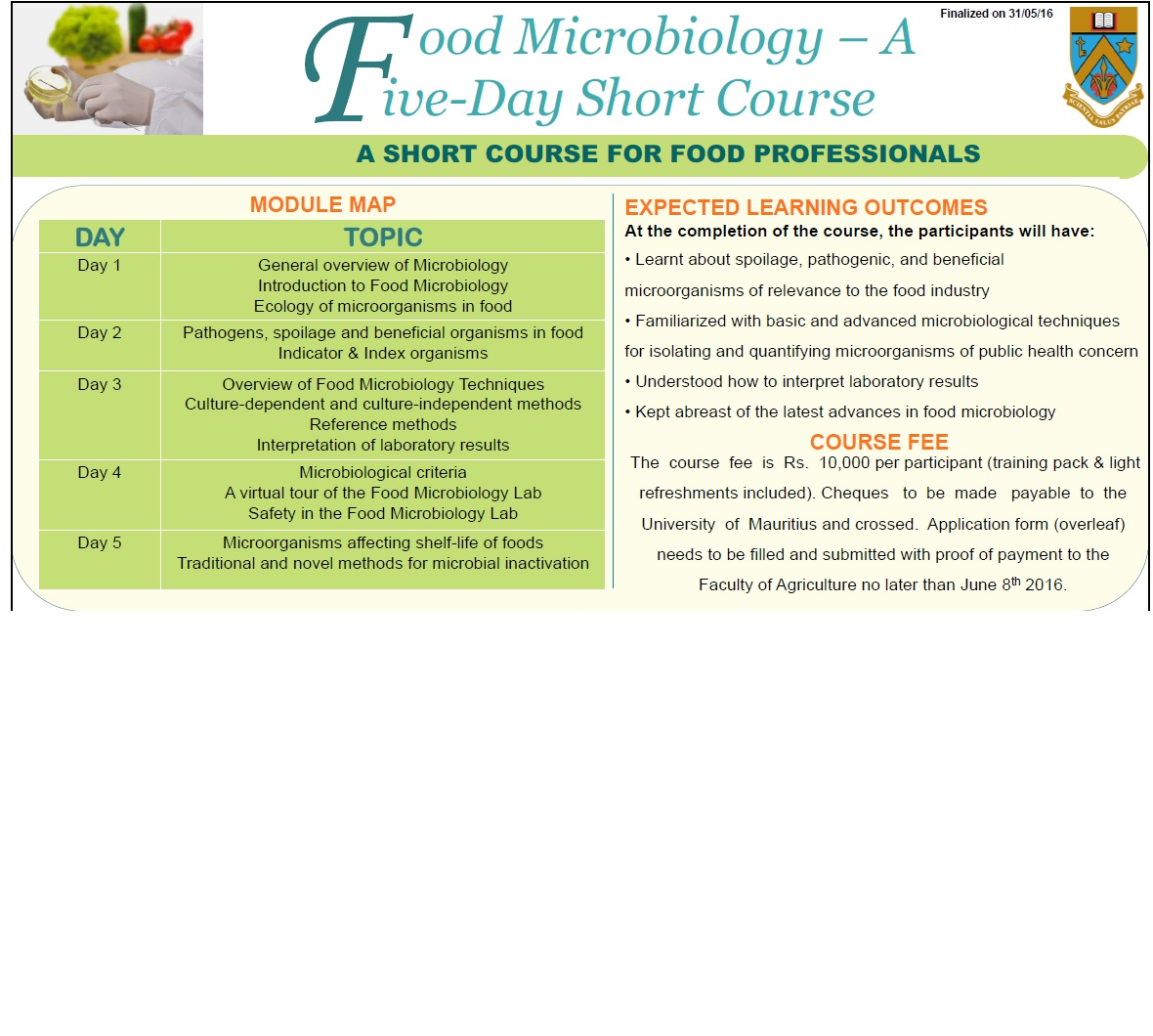 microbiology coursework 2018-8-14 microbiology (mcdb) microbiology is the study of the properties, characteristics, and interactions of micro-organisms.