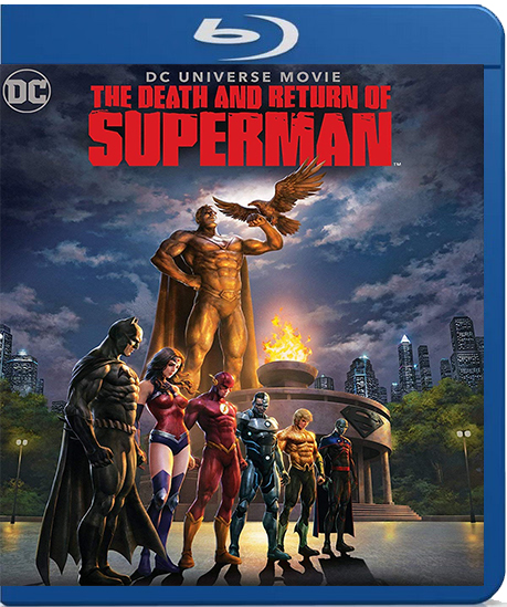 The Death and Return of Superman [2019] [BD25] [Latino]