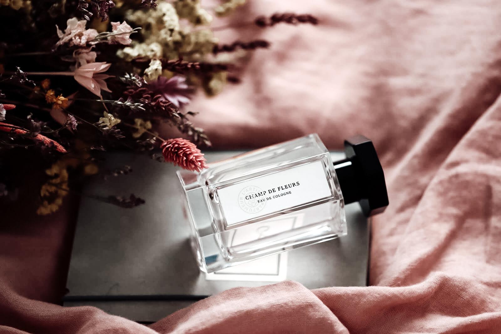 L Artisan Parfumeur Champ De Fleurs Kleo Beaute
