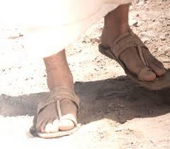 Did Jesus Wear Shoes