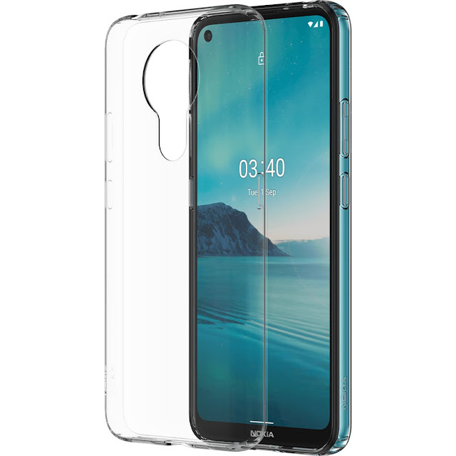 Nokia Clear Case for the Nokia 3.4