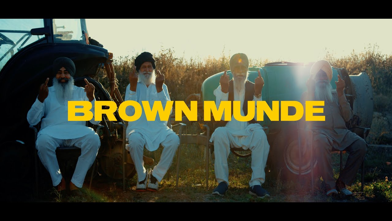 Brown munde lyrics AP Dhillon x Gurinder Gill x Shinda Kahlon