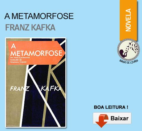| Bando de livros |: A METAMORFOSE (Franz Kafka)