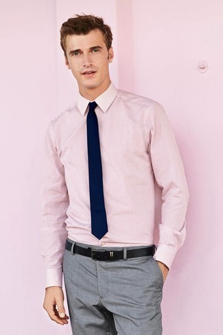 How To Wear A Pink Shirt Urban Purush