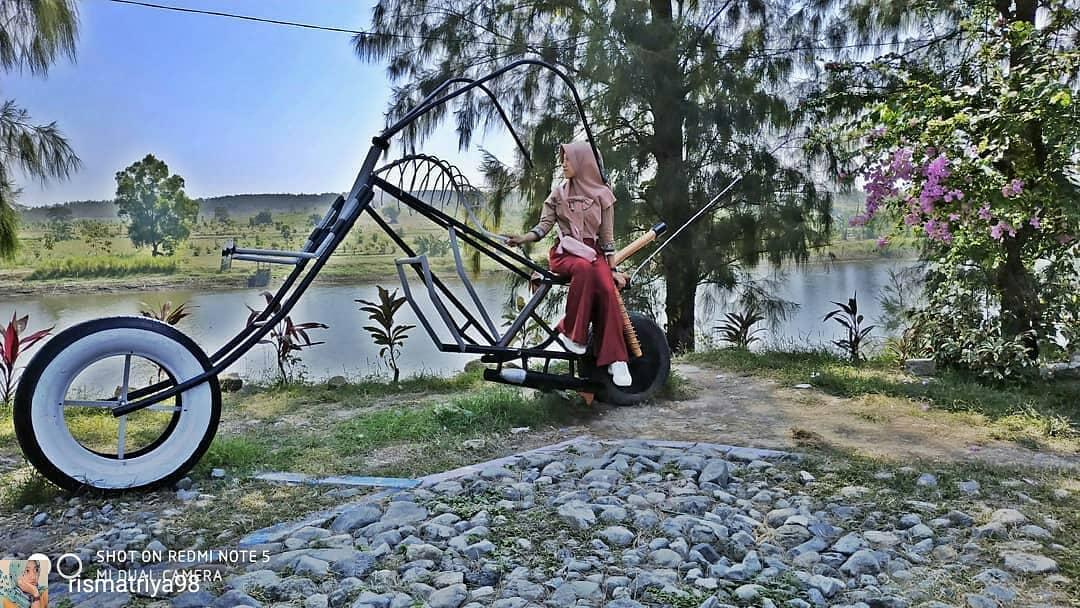 Nganjuk : Mega Wisata SeloPark, Tiket Murah Fasilitas Wah