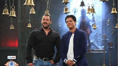 सलमान और शाहरुख बिग बॉस 9 में