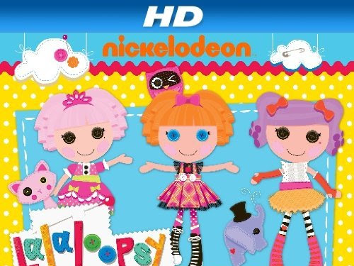 Lalaloopsy TV Show Episodes in Nick Jr.